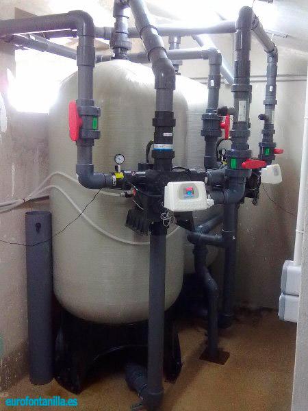 Tratamientos de agua comunidades y empresas eurofontanilla - Descalcificadores de agua precios ...