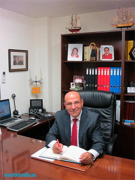 A. Aidi, gerente de Eurofontanilla