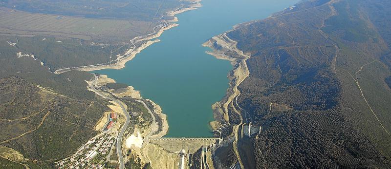 No todo el agua de Zaragoza viene del Pirineo