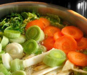 hortalizascocinadas ¿Con qué agua cocinas?
