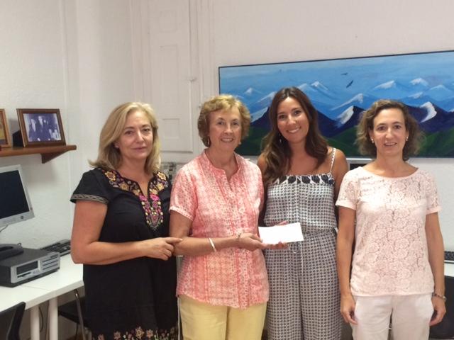 Eurofontanilla empresa solidaria con Acción Familiar Aragonesa