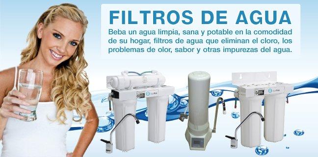 filtros de agua para casa