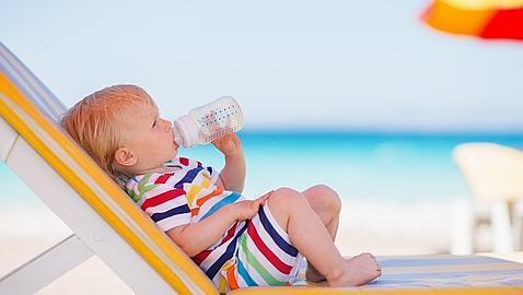 Bebidas en el cuidado de bebés