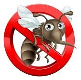 atrapa moscas y mosquitos