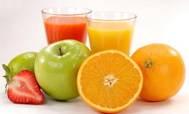 alimentacion frutas y verduras