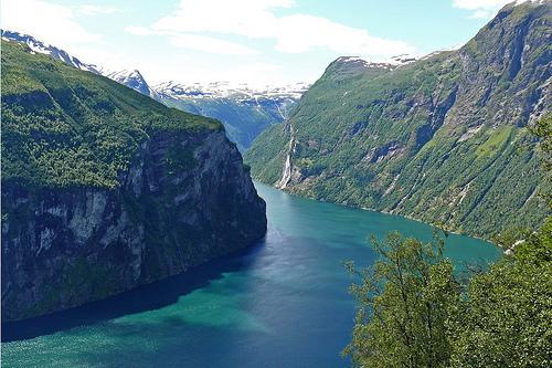 agua del norte Noruega