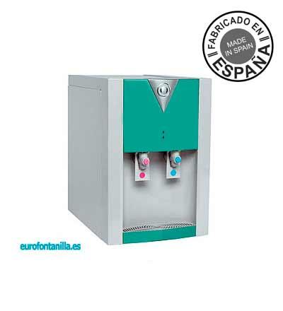 Fuente de Agua dispensador caliente y fría