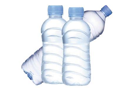 Agua envasada