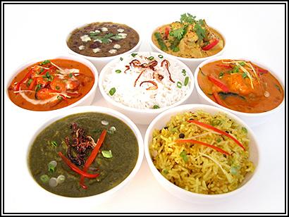 recetas hindúes