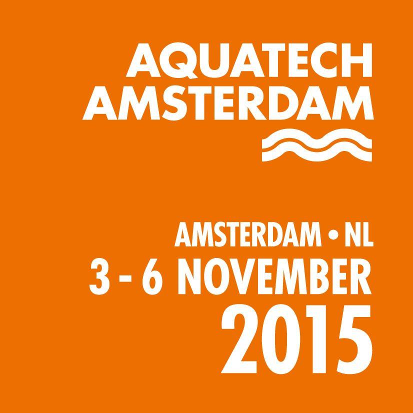 Aquatech 2015; la feria del agua