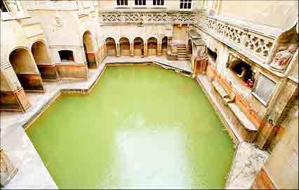 Los romanos y el agua