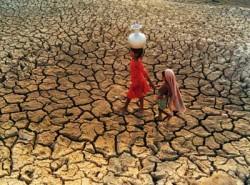 causas de la escasez de agua