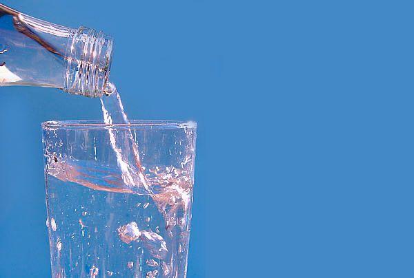 el cloro en el agua