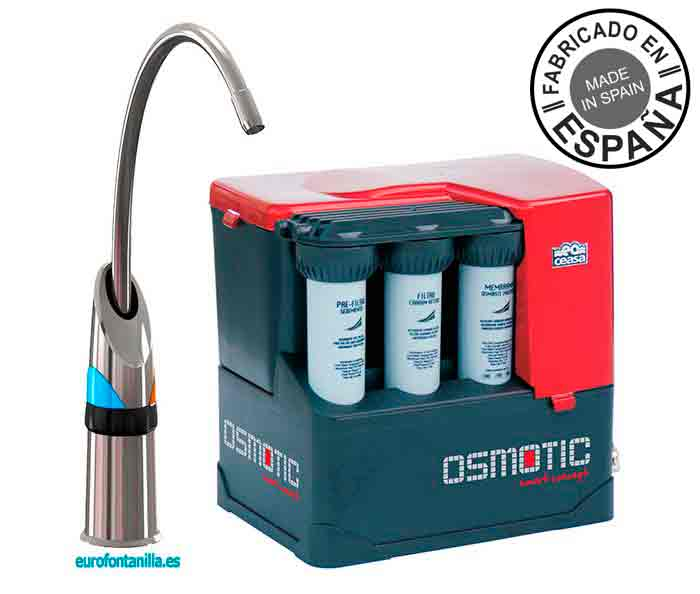 osmotic equipo de osmosis inversa
