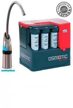 Osmotic, depuradora de agua por ósmosis inversa