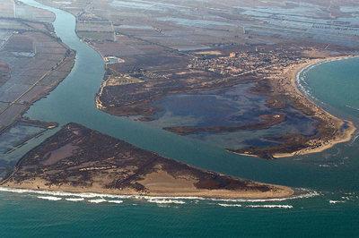 El agua del Ebro