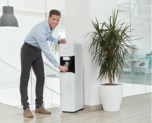 fuentes de agua para oficinas-Eurofontanilla