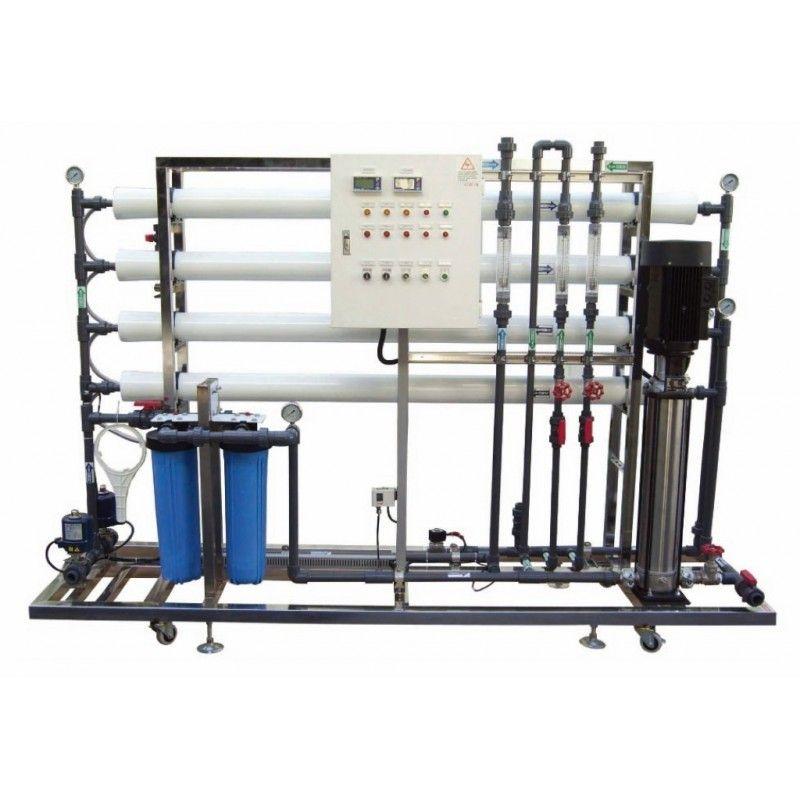 osmosis inversa industrial-Eurofontanilla