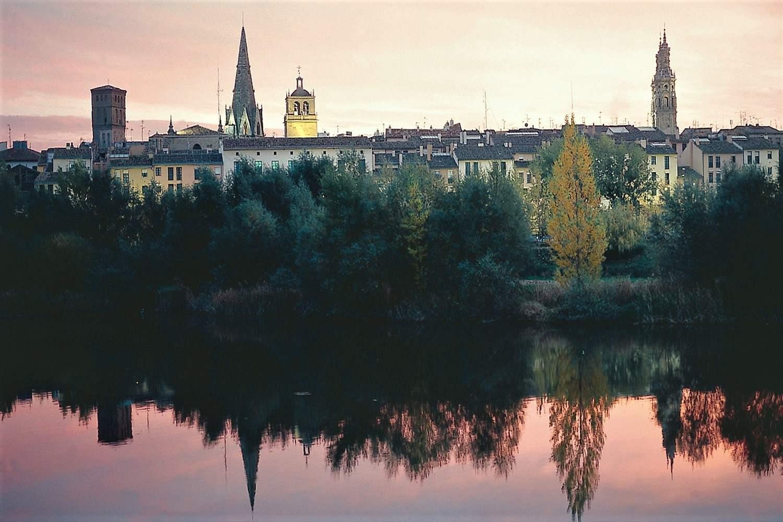 Bebe agua de calidad en Logroño