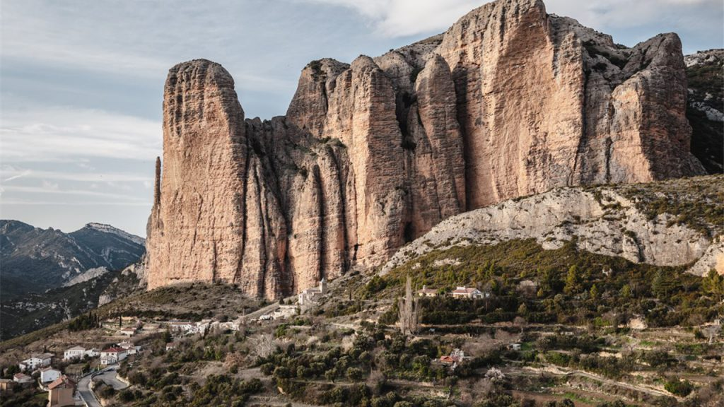 Bebe agua de calidad en Huesca