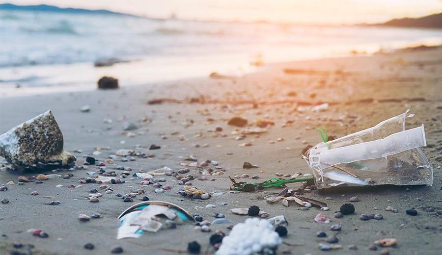 Plástico en el mar - cómo evitar su proliferación